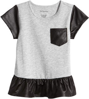 First Impressions Glam Flounce Tunic, Baby Girls (0-24 months), Created for Macy's