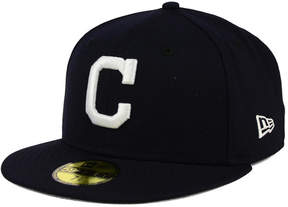 New Era Cleveland Indians C-Dub Patch 59FIFTY Fitted Cap