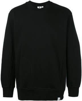 adidas round neck sweatshirt