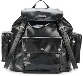 Saint Laurent Noe backpack - BLACK - STYLE
