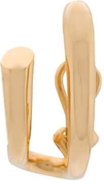 Charlotte Chesnais double hoop clip earring
