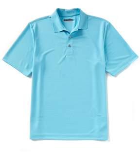 Roundtree & Yorke Performance Big and Tall Short-Sleeve Solid InnoFlex Polo
