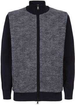 Paul & Shark Knitted Wool Blouson Jacket