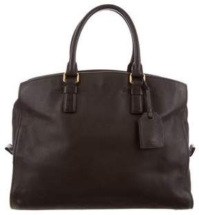 Tom Ford Large Leather Handle Bag