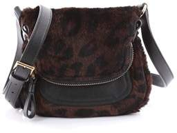 Tom Ford Pre-owned: Jennifer Crossbody Bag Printed Calf Hair Mini.
