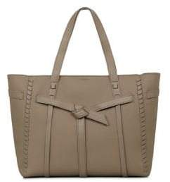 AllSaints Cami East-West Leather Tote
