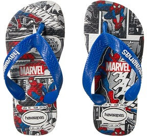 Havaianas Top Spiderman Sandals Boys Shoes