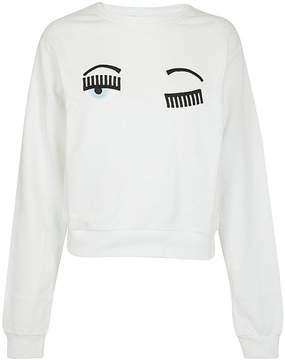 Chiara Ferragni Winking Eye Sweatshirt