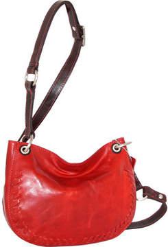Nino Bossi Kloe Leather Crossbody Bag (Women's)