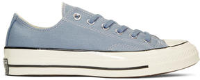 Converse Blue Chuck Taylor All Star 1970s Sneakers