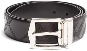 Burberry Reversible leather belt