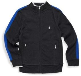 Ralph Lauren Boy's Cotton Track Jacket