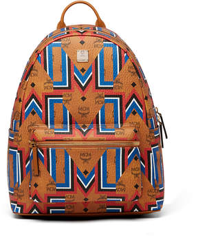 MCM Stark Backpack In Gunta M Stripe
