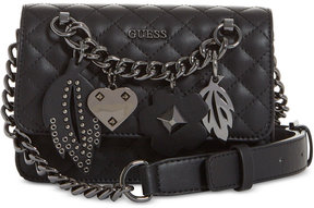 Guess Stassie Mini Flap Crossbody