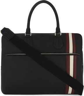 Bally Seedorf City grained leather briefcase