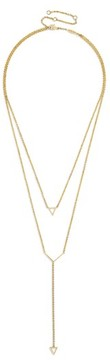BaubleBar Women's Sofia Layered Necklace