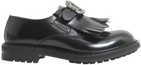Alexander McQueen Punk Buckle Loafer