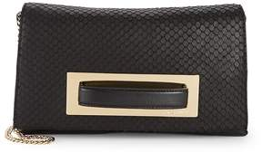 Vince Camuto Women's Textured Leather Convertible Clutch