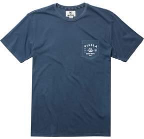 VISSLA Brainpan Pigment Short-Sleeve T-Shirt