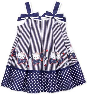 Hello Kitty Striped Sundress, Baby Girls