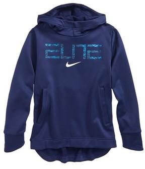 Nike Boy's Therma Elite Hoodie