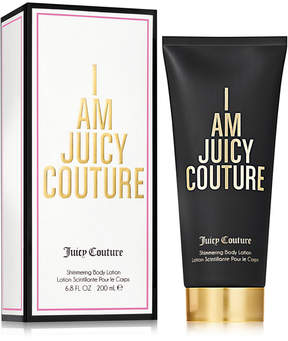 Juicy Couture I Am Juicy Couture Body Lotion, 6.8 oz