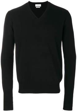 Ballantyne V neck sweatshirt