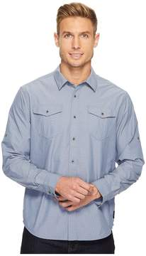 Prana Ascension Men's Long Sleeve Button Up