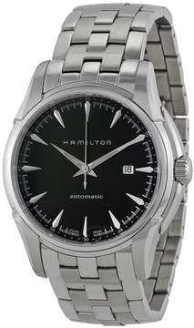 Hamilton Jazzmaster Viewmatic Black Dial Stainless Steel Men's Watch