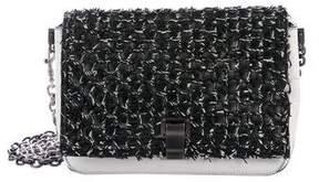 Proenza Schouler Tweed Courier Crossbody Bag