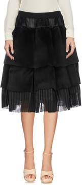 Sara Lanzi Knee length skirts