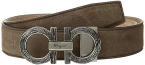 Salvatore Ferragamo Adjustable Belt - 679922 Men's Belts