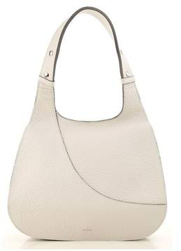 Hogan Women's White Leather Shoulder Bag.