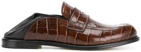 Loewe slip-on loafers