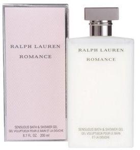 Ralph Lauren Romance Bath 6.7oz Shower Gel
