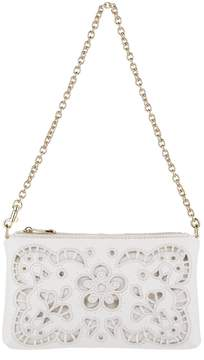 Dolce & Gabbana Embroidered Florals Micro Bag - MULTI - STYLE
