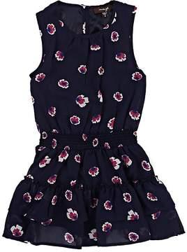 Imoga Kids' Floral Chiffon Dress