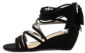 American Rag Womens Mirah Open Toe Casual Strappy Sandals.
