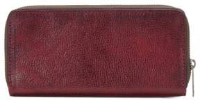 Patricia Nash Lauria Leather Zip-Around Wallet