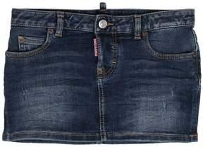 DSQUARED2 JUNIOR Skirt Skirt Kids Junior