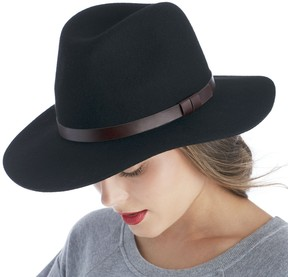 Sole Society Tall Crown Wool Hat