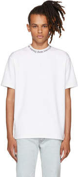 Acne Studios White Navid T-Shirt