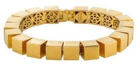 Eddie Borgo Small Cube Bracelet
