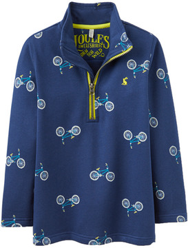 Joules Kids' 1/2-Zip Sweatshirt