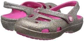 Crocs Shayna Hi Glitter MJ (Toddler/Little Kid)