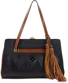Patricia Nash Doppia Small Convertible Satchel