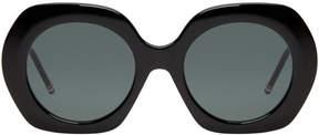 Thom Browne Black Oversized Sunglasses