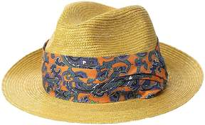Etro Paisley Tie Fabric Hat Caps