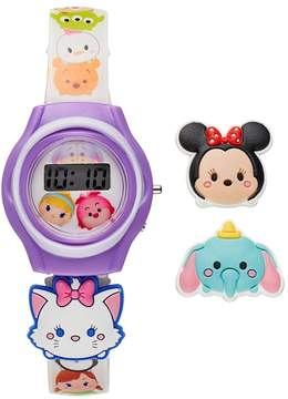 Disney Disney's Tsum Tsum Kids' Digital Charm Watch