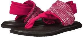 Sanuk Yoga Sling Sequins Women's Sandals